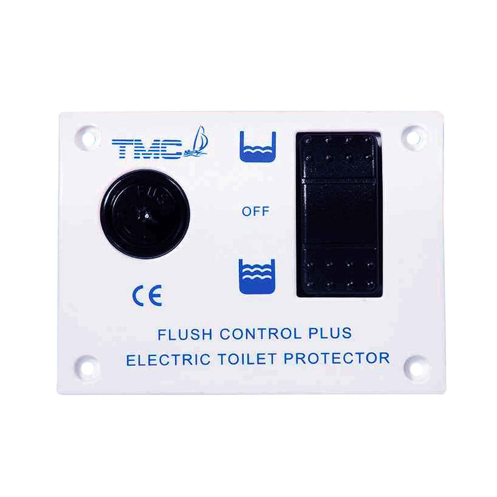 TMC Panel Switch-Flush Control w/ Electric Toilet Protector FO-4148
