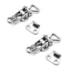 316 Stainless Steel Anti-Rattle Latch (Set of 2)