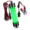 Green LED Underwater Bait Finder Night Fishing Submersible Light FO-4387