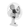 6 inch Oscillating Fan Fixed Mount, 12V FO-716 - Tmc