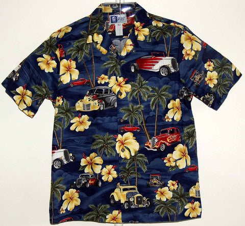Hibiscus and Hot Rods