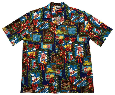 Christmas Wrapping Paper Shirt