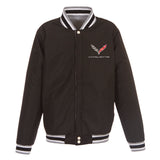 Corvette Embroidered Reversible Jacket