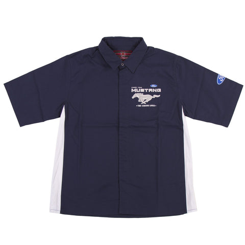 Mustang Button Shirt CLG6