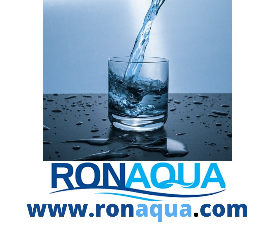 Ronaqua #cleanclearwater Pure Water in Every Drop!
