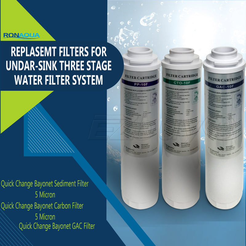 Water Filter System Filters
