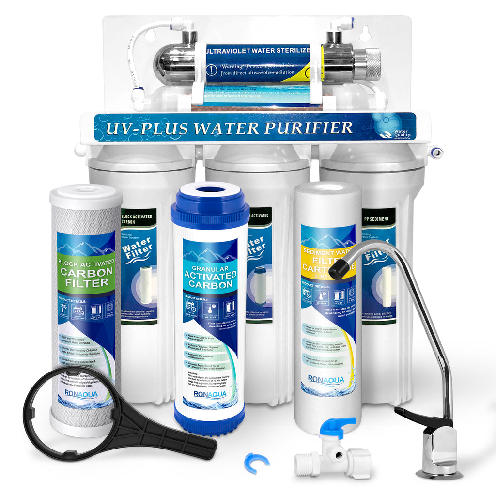 Premium Water Filtration System