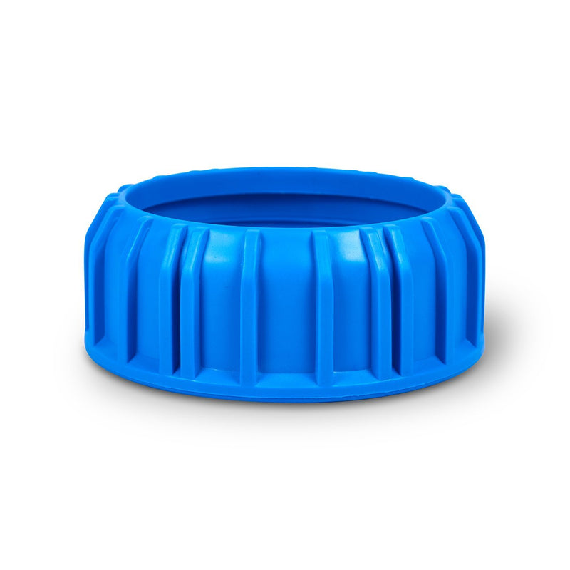 Dual 10 Inch 5 Micron Sediment and Pleated Sediment Whole House Water System Housing Cap Ring