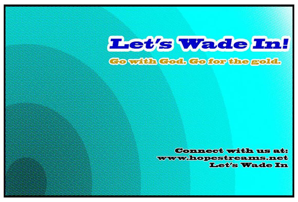 Donate - Let's Wade In ($100) - Hope Streams