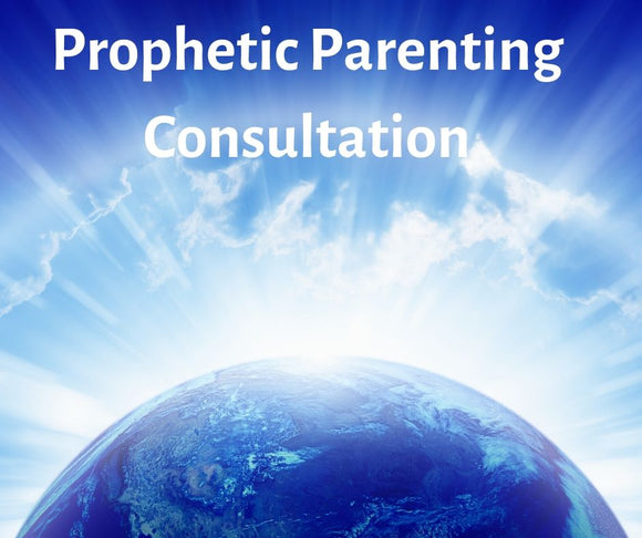 Prophetic Parenting Consultation - One Month