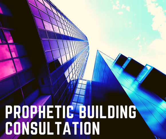 Prophetic Building Consultation - One Month