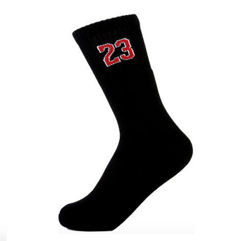 Image of Michael Jordan 23 Socks
