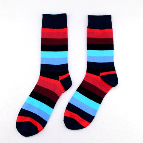 Image of Neon Rainbow Socks