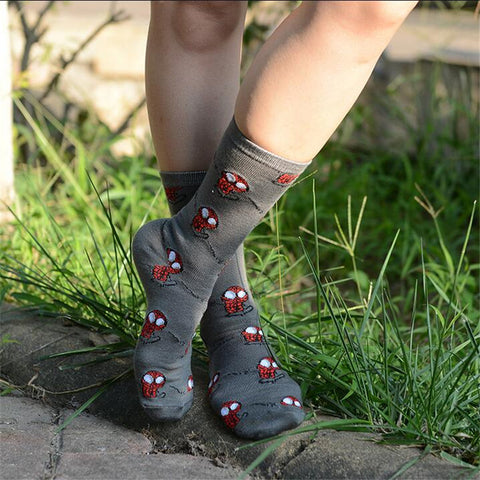 Image of Spiderman Socks