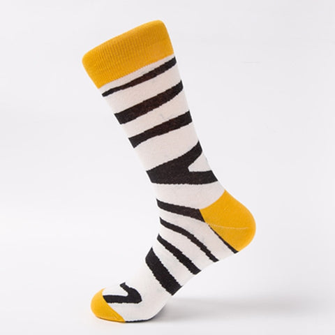 Zebra Stripes Socks