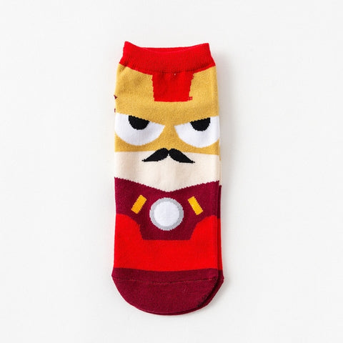 Iron Man Socks