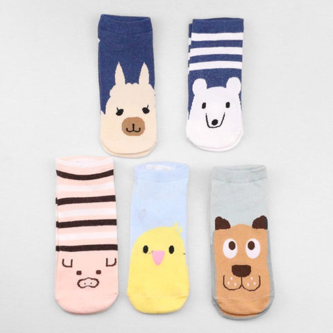 Animal Socks Gift Box