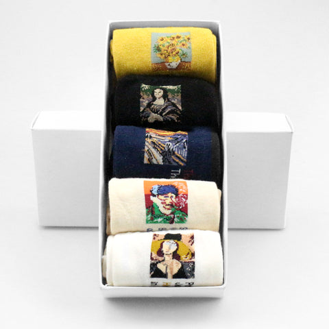 Image of Renaissance Socks Gift Box