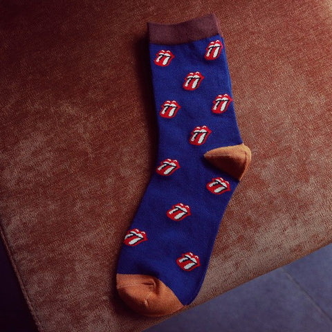 Image of Rolling Tongue Socks