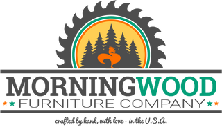 Morningwood morning wood furniture company hand crafted in the United States