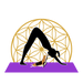 Puppy Yoga logo