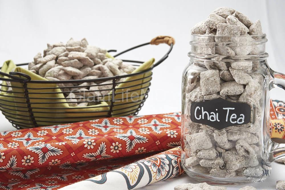 Chai Tea Muddy Buddies | Easy Simple Desserts Recipes