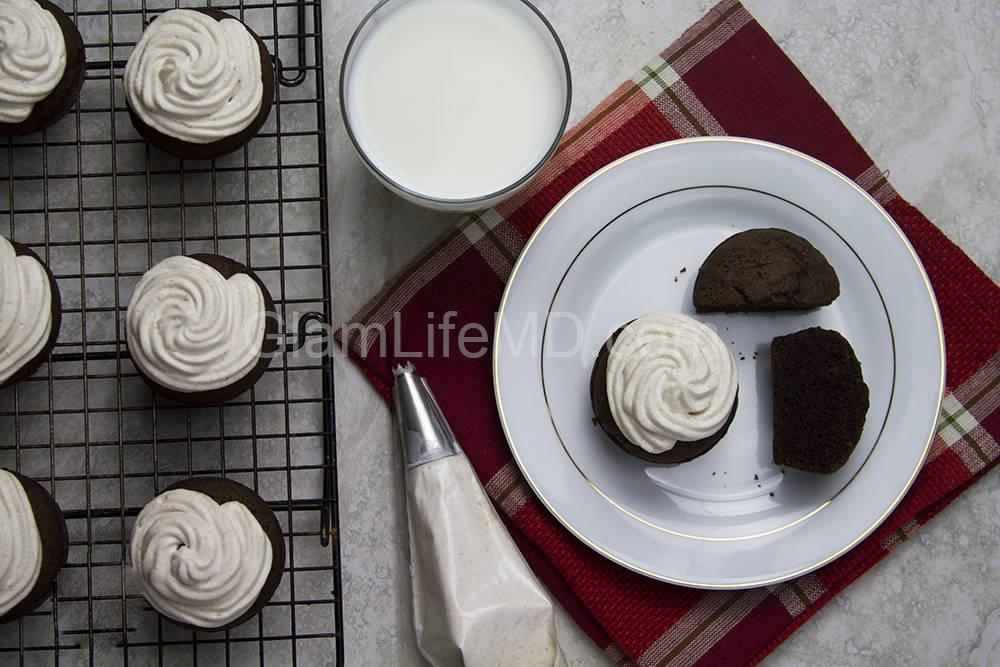 Chocolate Spiced Cupcakes | Bake Recipes Desserts