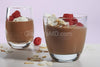 Coconut Chocolate Mousse