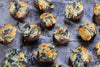 Alfredo Stuffed Mushrooms | Tasty Recipes Appetizers