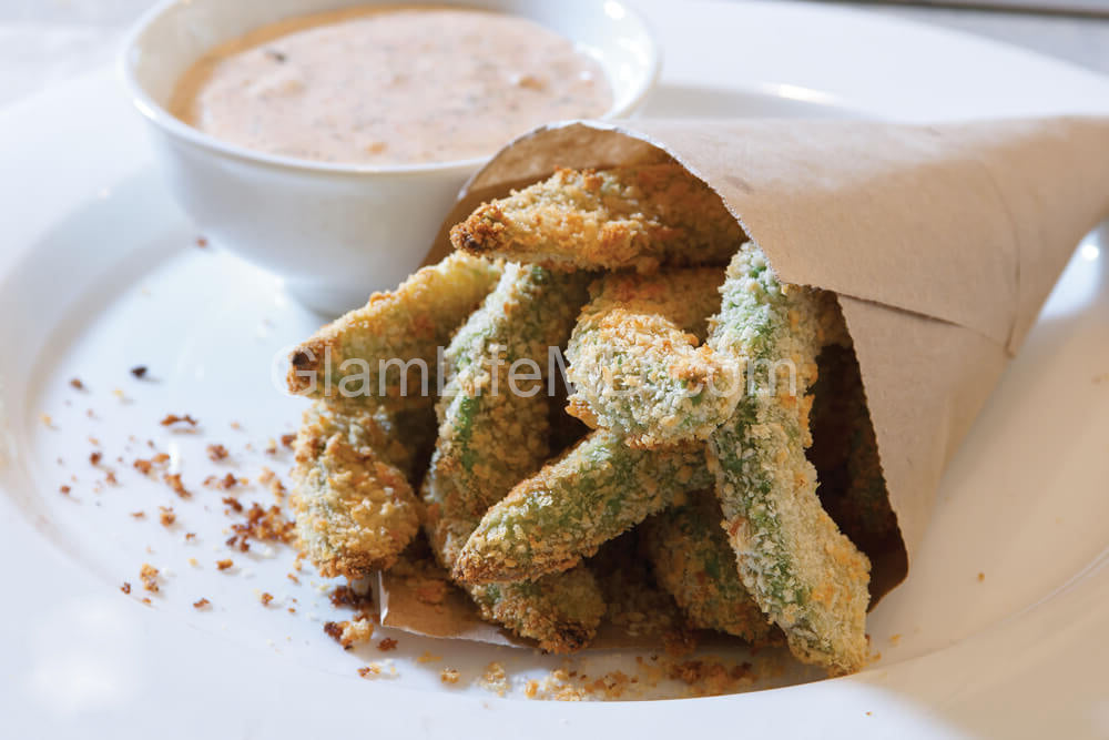 Baked Avocado Fries | Appetizer Recipes Party