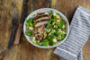 Balsamic Chicken with Apple Lentil Salad