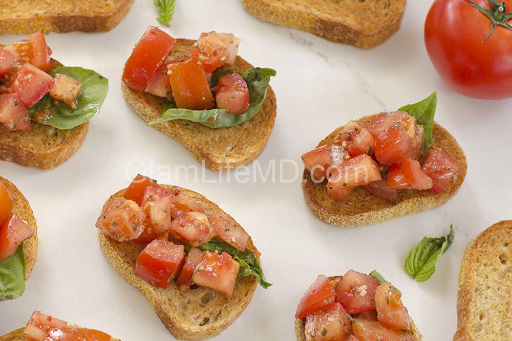 Bruschetta Seasoning | Keibasa Recipes Appetizers