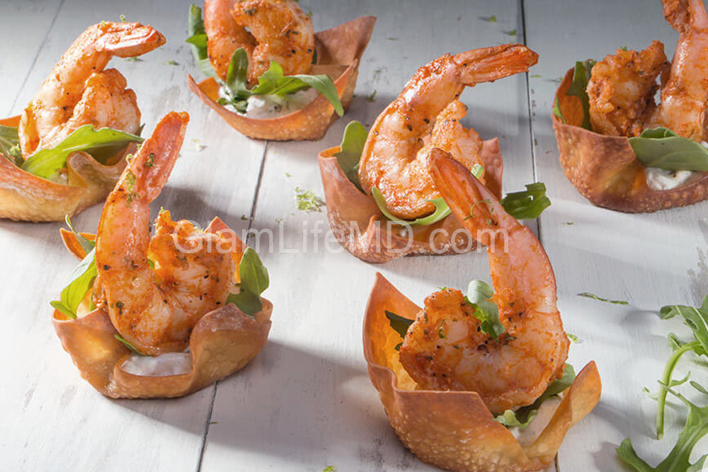 Shrimp Cups Appetizers | Recipes Appetizers Party