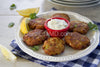 Crab Cakes with Horseradish Dill Tartar Sauce | Appetizers Recipes