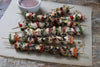 Cranberry Poppy Seed Chicken Kabobs