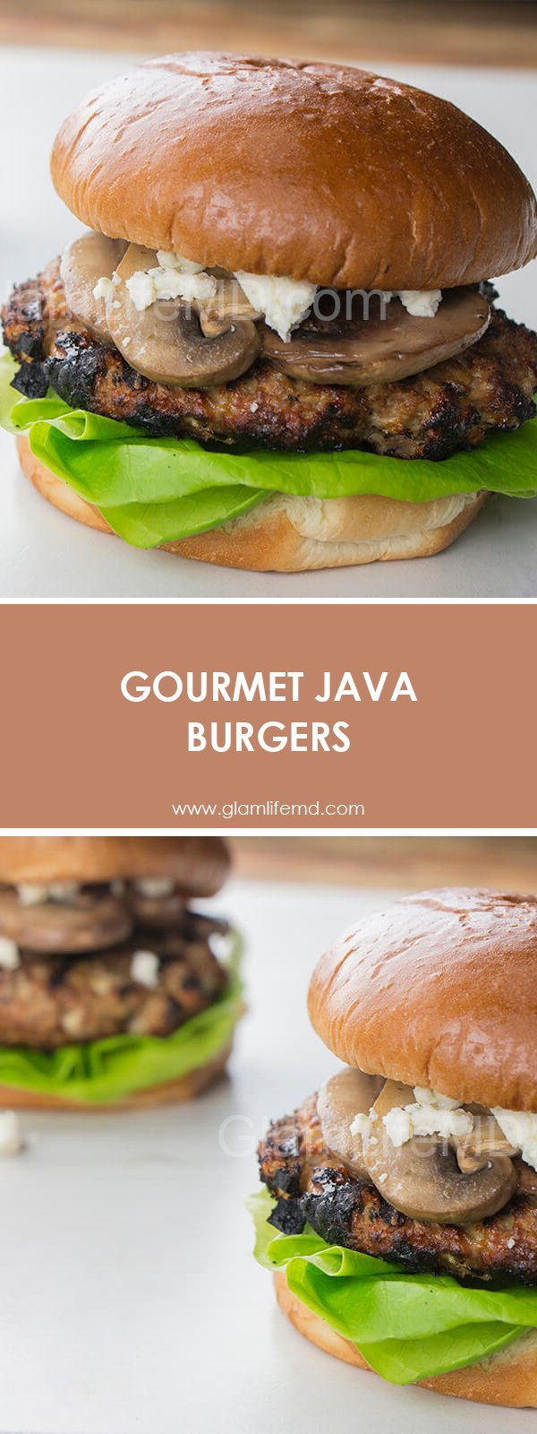 Gourmet Java Burgers | Easy Recipes Lunch