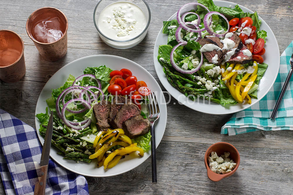Grilled Steak Salad | Tasty Salad Recipes
