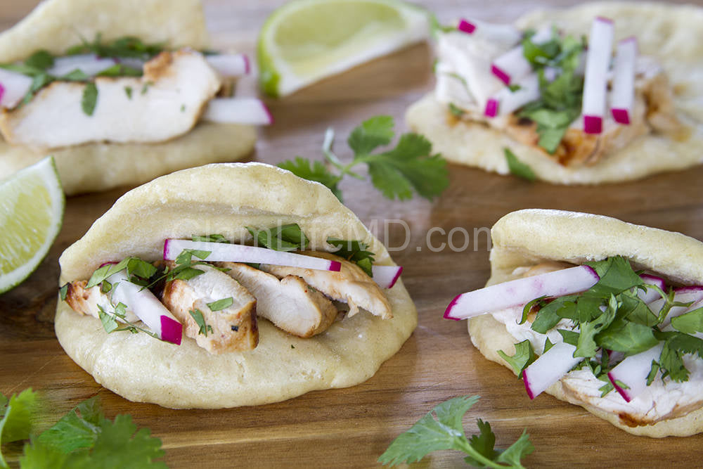 Hoisin Chicken Bao | Lunch And Dinner Recipes