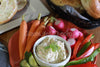 Homemade Veggie Cream Cheese