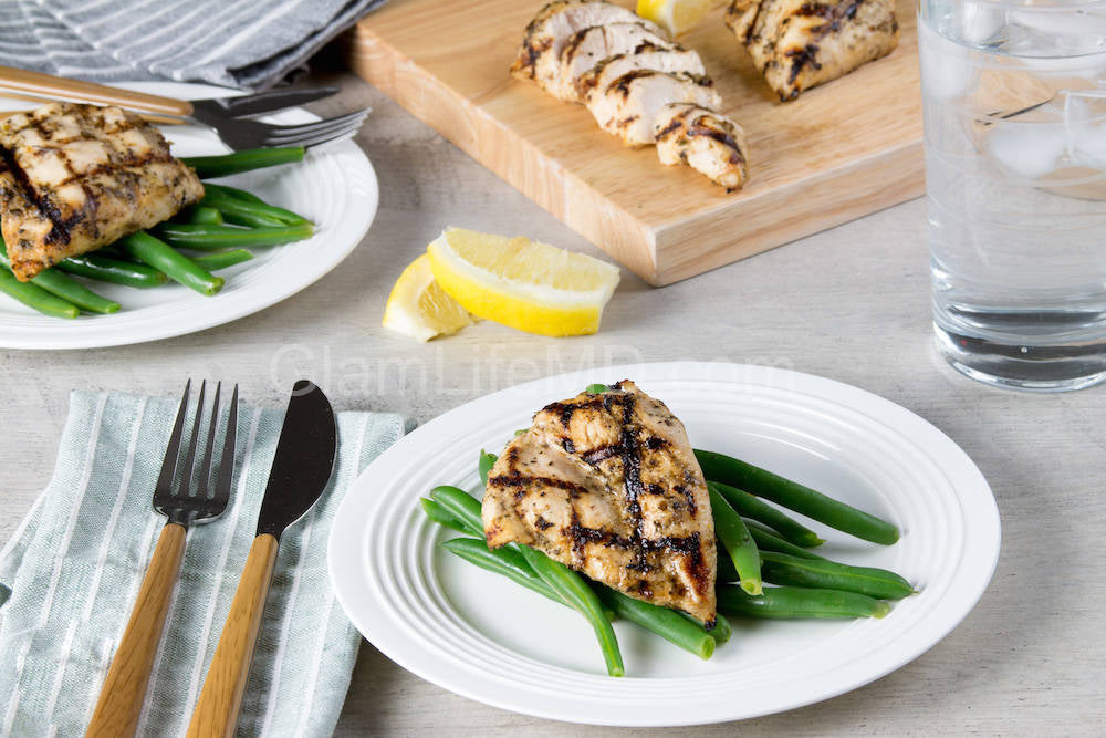 Lemon Herbed Chicken | Healthy Recipes