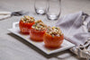 Mediterranean Stuffed Tomatoes | Recipes for appetizers