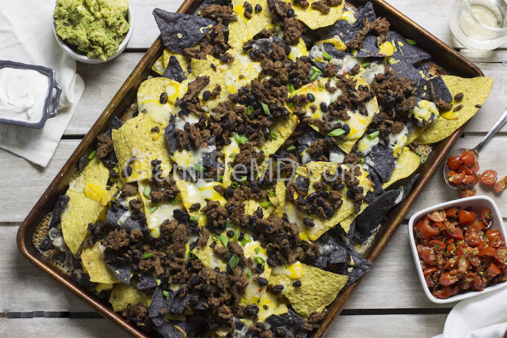 Nachos | Appetizers And Party Recipes