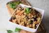 Olive & Bell Pepper Couscous