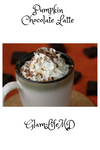 Pumpkin Chocolate Latte