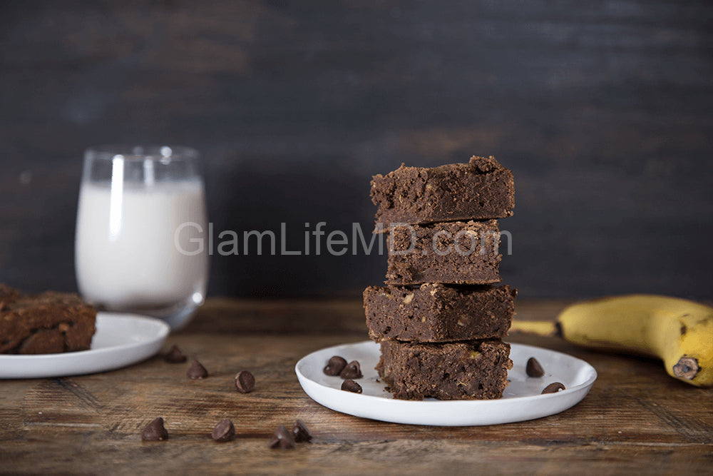 Protein Brownies | Snack Recipes Healthy