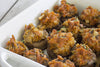 Sausage Stuffed Mushrooms | Fingerfood recipes appetizers