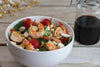 Sauteed Shrimp with Spinach Salad | Shrimp Salad Recipes