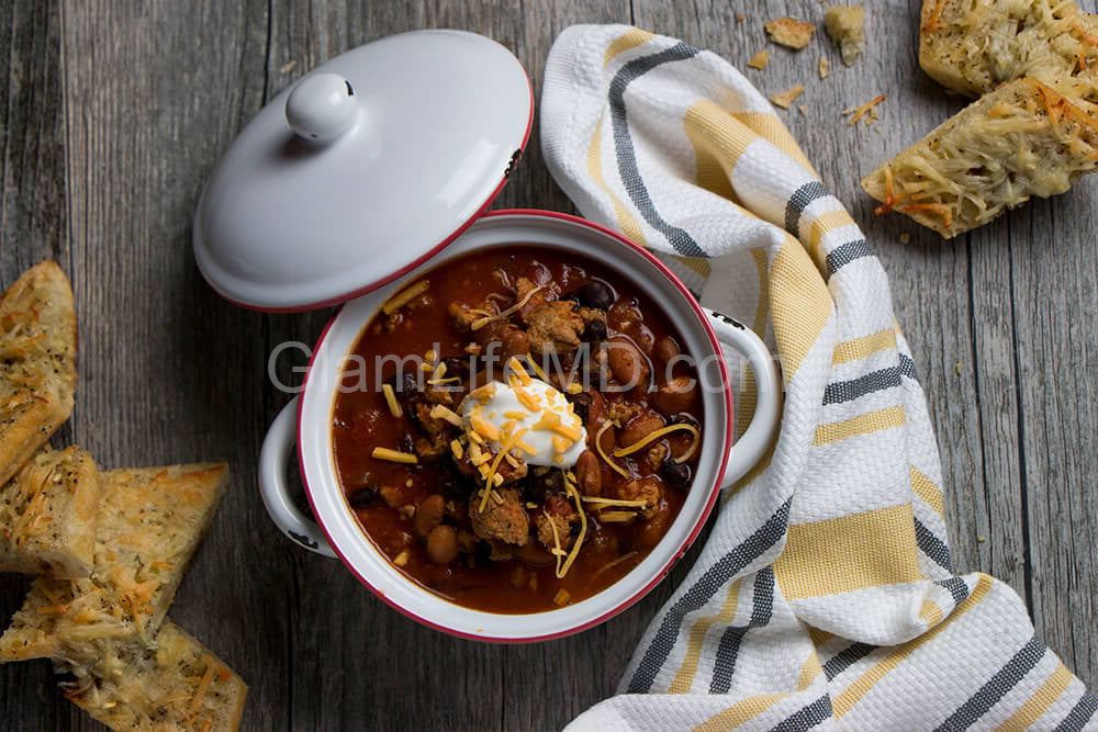 Savory Homestyle Chili | Lunch Ideas For Home Recipes