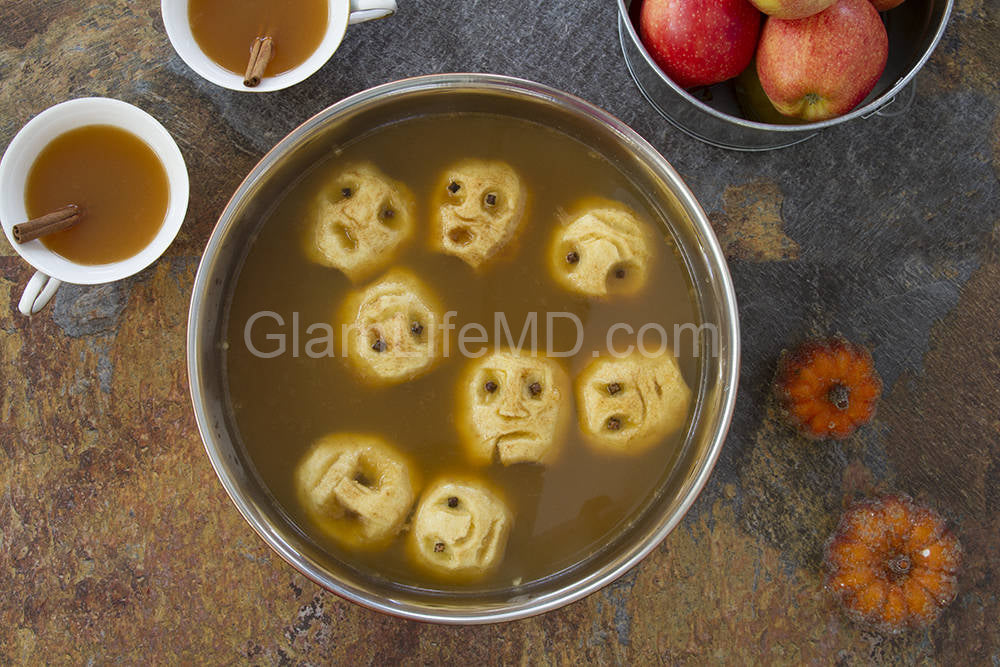 Shrunken Head Apple Cider | Healthy Drinks Recipes