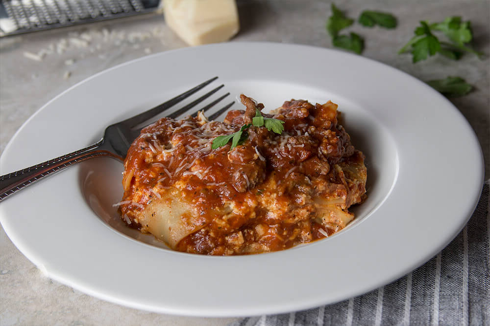 Slow Cooker Lasagna | Multicooker Recipes